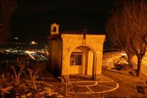 Cappella votiva alla periferia di Lenzima fraz. di Isera - Trentino