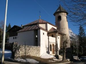"""La chiesetta del """"Castello"""""""