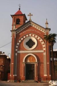 Chiesa di castellero d'Asti
