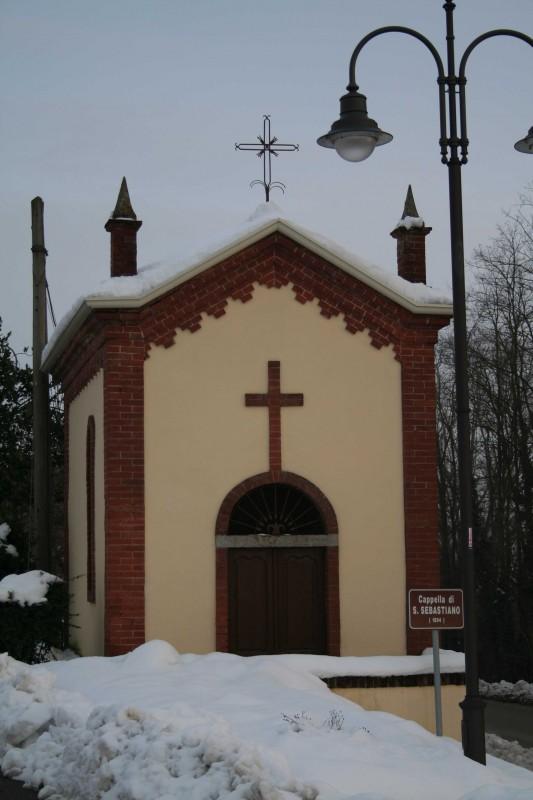 ''Cappella di San Sebasitano a Tigliole d'Asti'' - Tigliole