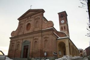 Chiesa di Tigliole d'Asti