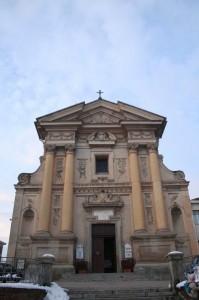 Chiesa di Villafranca d'Asti