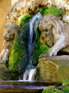 I guardiani della cascata ruggente