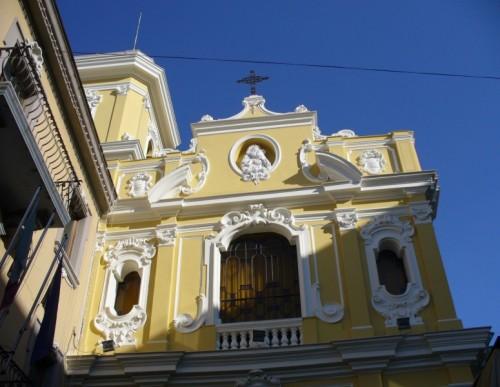 Sorrento - Il Santuario di Piazza Tasso