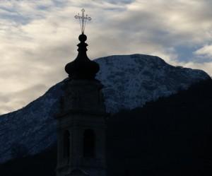 Particolare del Campanile Chiesa San Martino