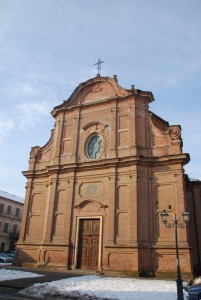 Parrocchiale dei Santi Vincenzo ed Anastasio