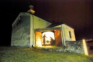 S.Leonardo a Cesiominore con Presepe