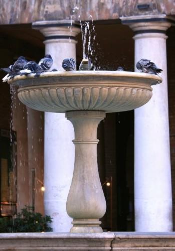 Urbino - dare da bere agli assetati