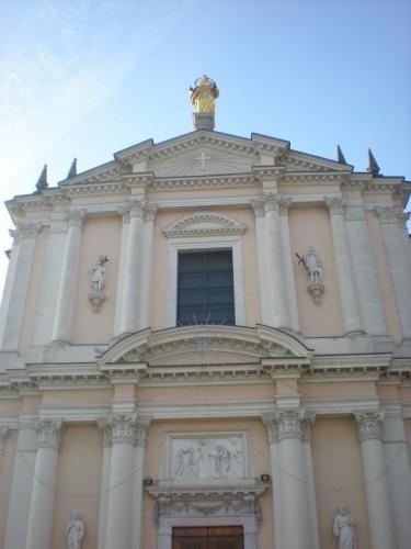 Pontoglio - Chiesa parrocchiale di Santa Maria Assunta 1