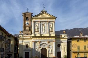 Rocca Canavese - Chiesa dell'Assunzione di Maria Vergine