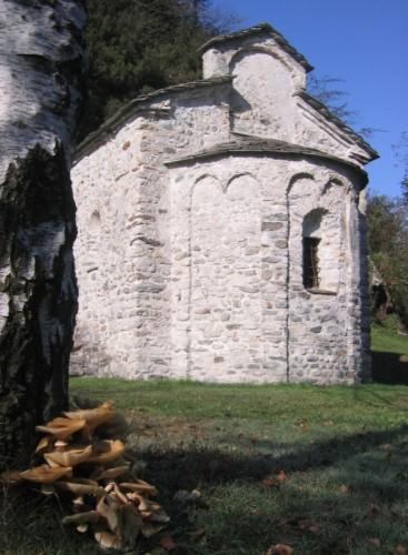 Sorico - Tempio Romanico di San Fedelino