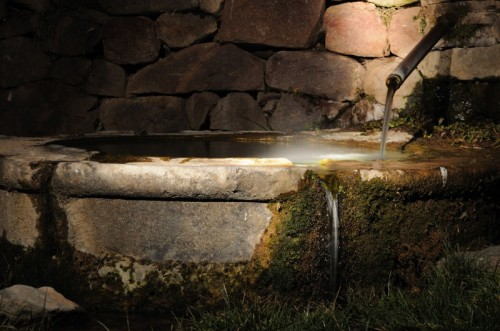Civezzano - La fontana delle Fratte