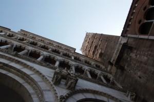Duomo di Lucca.