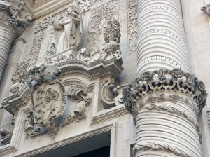 Chiesa San Giovanni Battista - Particolare -