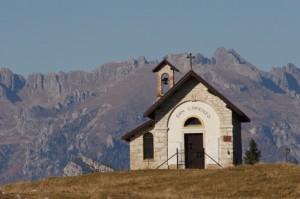 Chiesetta di San Lorenzo In val Marone