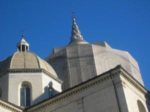 Cappella Sindone - Particolare