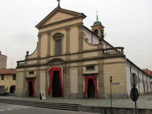 Biassono - Chiesa di San Martino