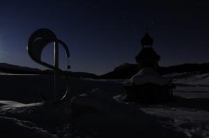Chiesetta di S.Zita con monumento ai caduti