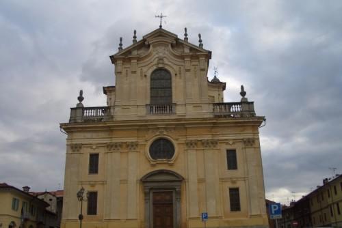 Strambino - Parrocchiale dei Santi Michele e Solutore