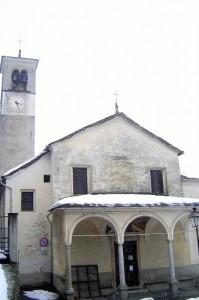 parrocchiale del paese