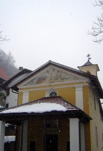 chiesa di frazione campolungo