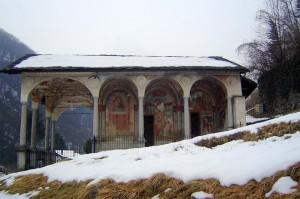 cappella madonna di loreto