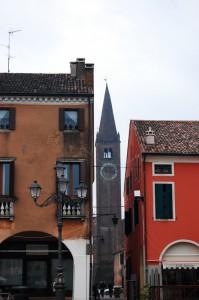 campanile di montagnana