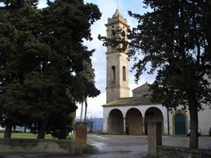 Nel Val di Pesa , la Pieve di San Pietro a Bossolo