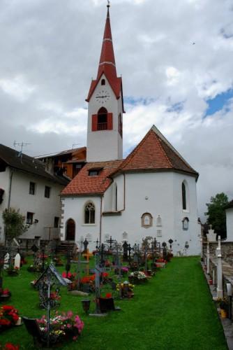 Senales - Chiesa di Certosa