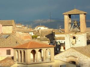 I tetti di Perugia