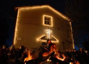Chiesa della Madonna del Rifugio (17.01.2009)