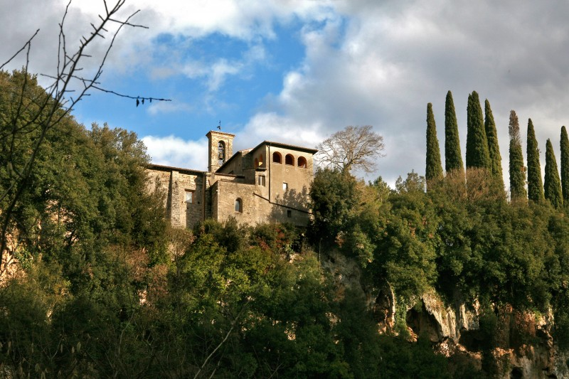 ''Vicovaro, convento di San Cosimato'' - Vicovaro