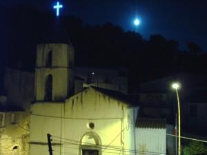 La croce e la luna