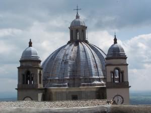 Cattedrale Santa Margherita, particolare della cupola