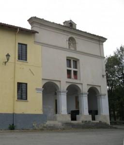 La chiesa dei Francescani