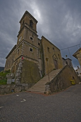 Toffia - Chiesa nuova