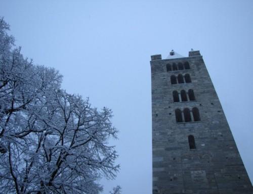 Aosta - cade...la neve