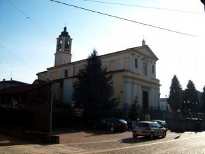 La parrocchia di S.s. Alessandro e Martino