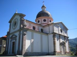 Caranza - Chiesa di San Lorenzo