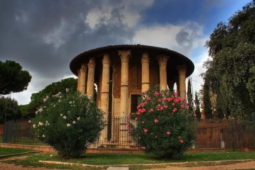 Roma - Tempio di Ercole Vincitore