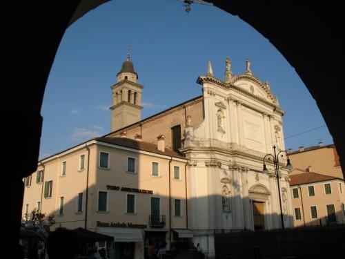 Badia Polesine - La parrocchiale di S.Giovanni Battista