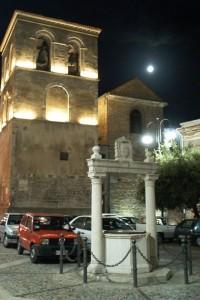 Il pozzo del Carafa e la Cattedrale Normanna