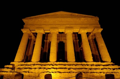 Agrigento - Il Tempio della Concordia