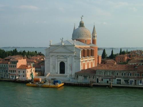 Venezia - vorrei entrare ma sono sulla nave....