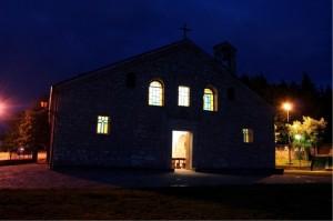 Il Santuario di Santa Maria delle Fonti