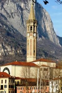 La Basilica sotto al Monte