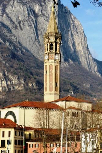 Lecco - La Basilica sotto al Monte