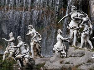 Reggia di Caserta - La Fontana di Diana