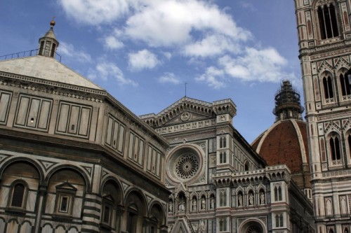 Firenze - Battistero - Duomo (Firenze)