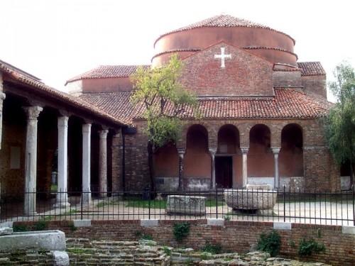 Venezia - Cattedrale di Santa Maria Assunta (Torcello)